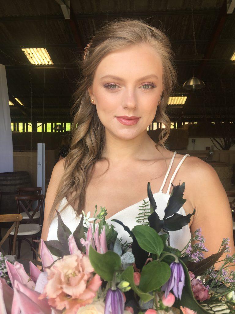 Romantic Bridal Makeup