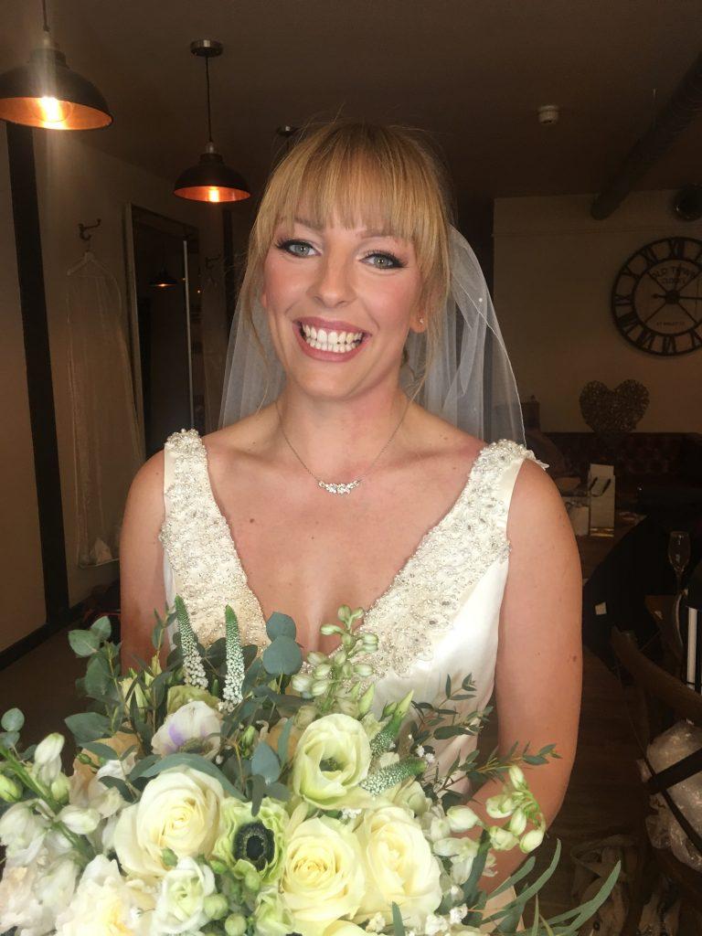 Mill Barns bridal preparation Samantha Jayne Photography