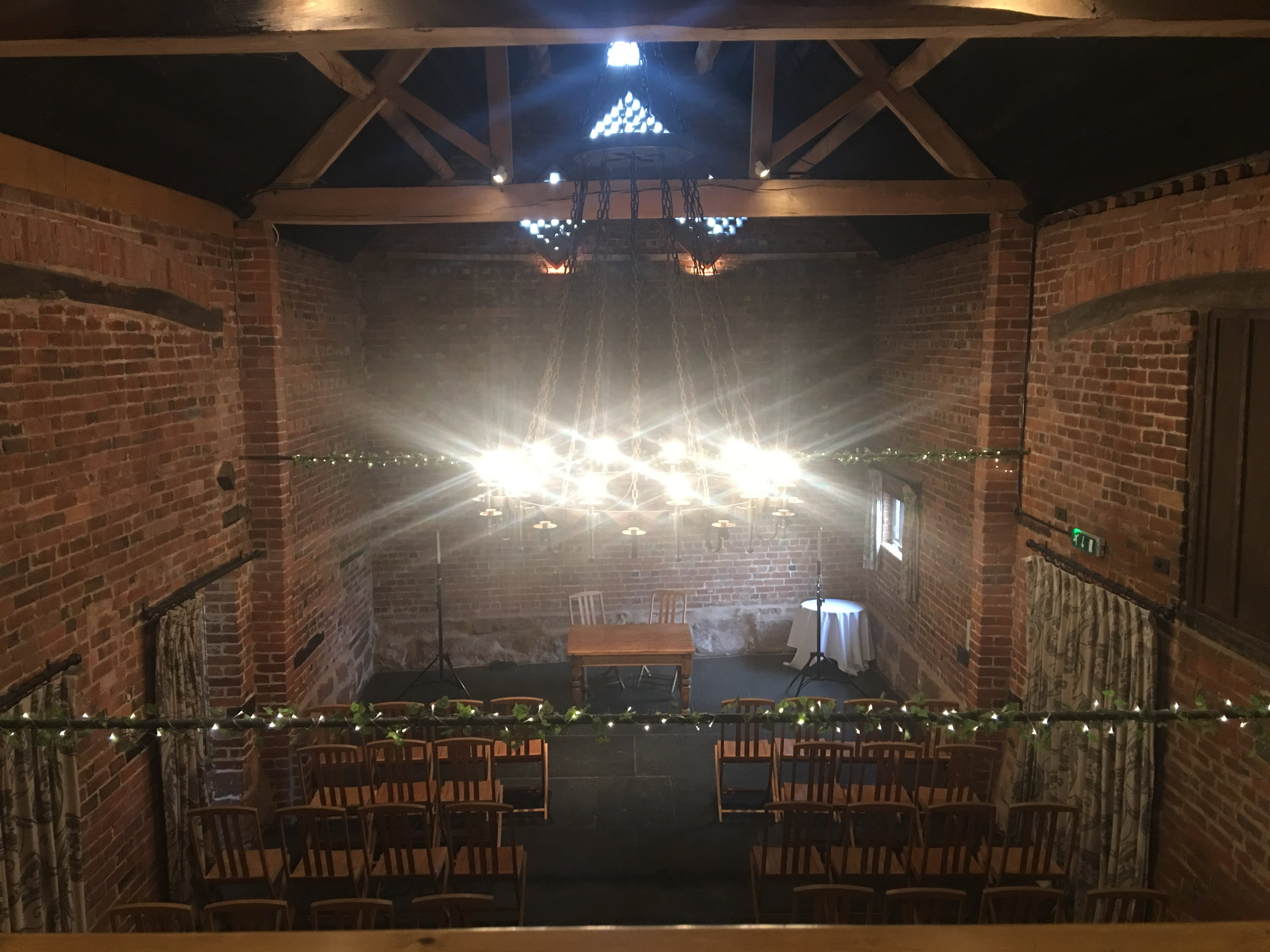 Why The Curradine Barns is in my Top 3