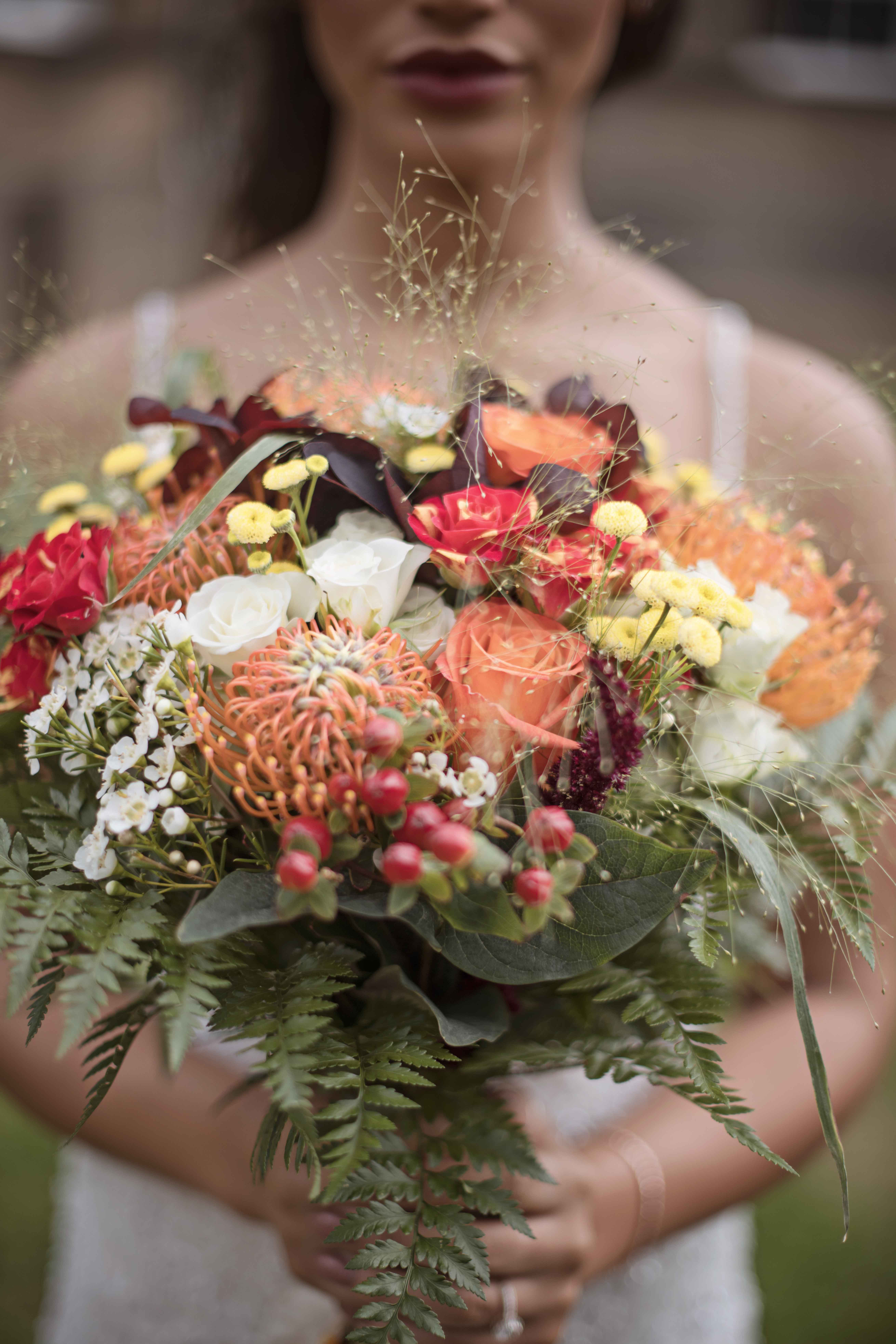 5 tips for picking a Wedding Florist